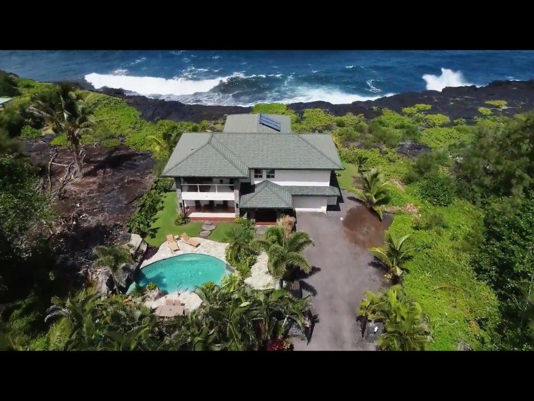 Paradise Pali Kai – Aerial view