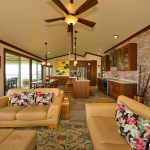Paradise Pali Kai – Main living space
