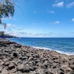 Kai Malolo – rocky ocean shore near property