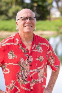 Terry Schoneberg, Realtor Emeritus® and Principal Broker of Sunrise Properties in Hilo, Hawaii